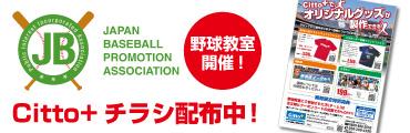 プロ野球OB会野球教室