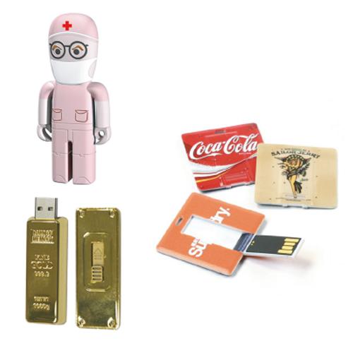 USB商品 PVC(ポリ塩化ビニール)