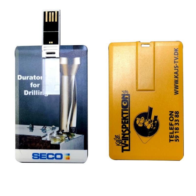 カード型USB